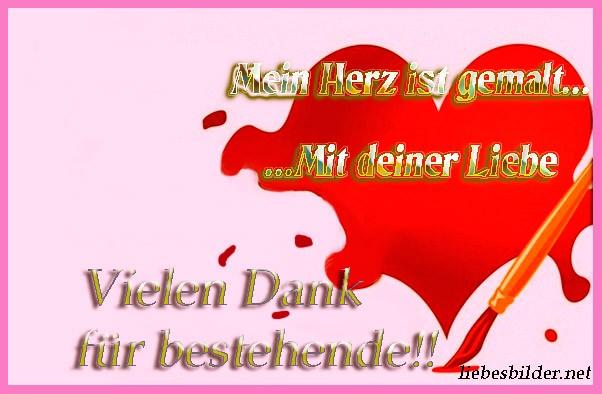 Liebeserklärung mit Herz 7