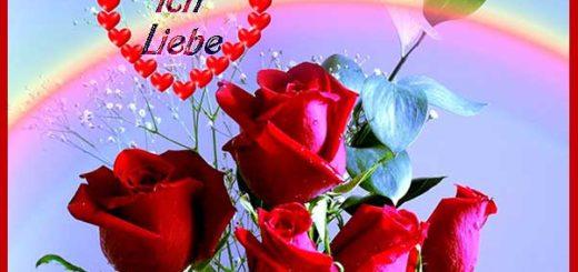Ein Herz mit Rosen, Ich Liebe
