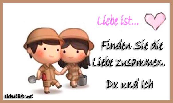 Finden Sie die Liebe