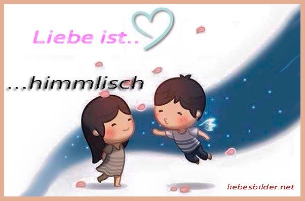 Liebe ist.. Himmlisch