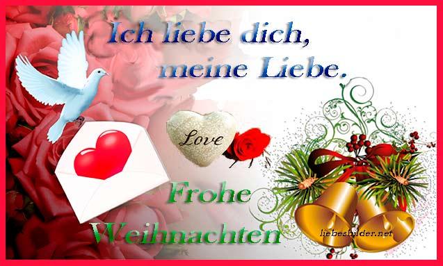 Bild der Liebe zu Weihnachten 1
