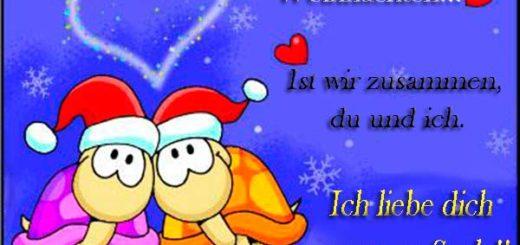 Liebesbild zu Weihnachten 4