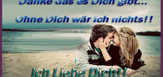 Bild der Liebe mit Worten der Liebe 117