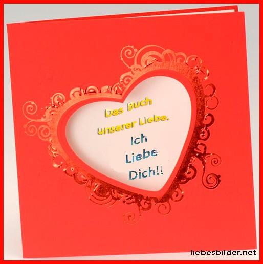 Liebesbilder mit Herz, Bild 154